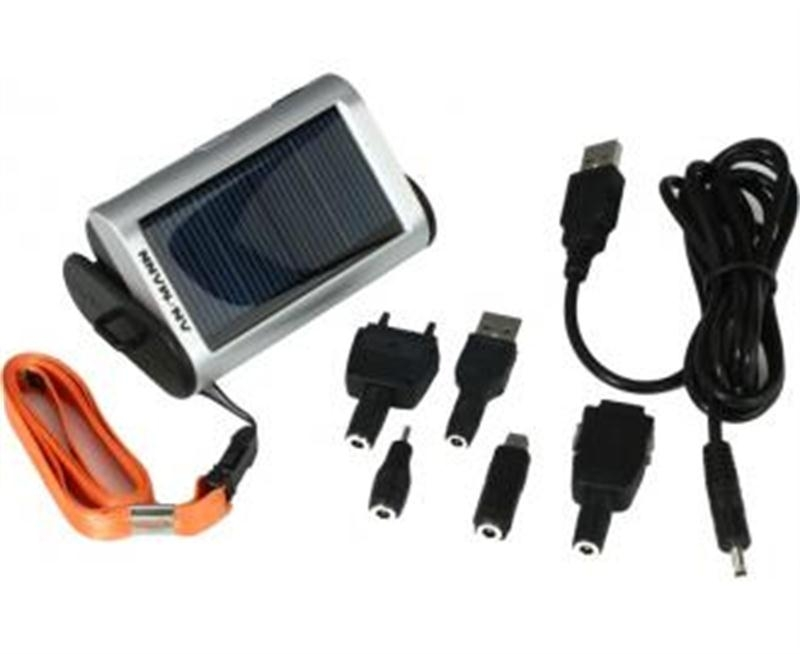 з/у ANSMANN solar mobile phone 5111183