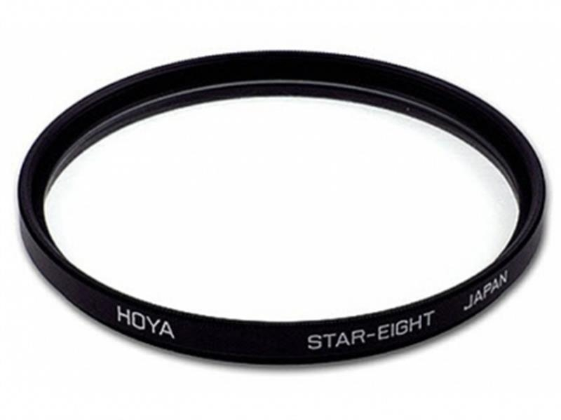 Фильтр 72mm HOYA - STAR-EIGHT (8-лучей)