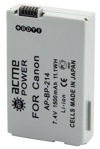 AcmePower BP-214 1.300mAh
