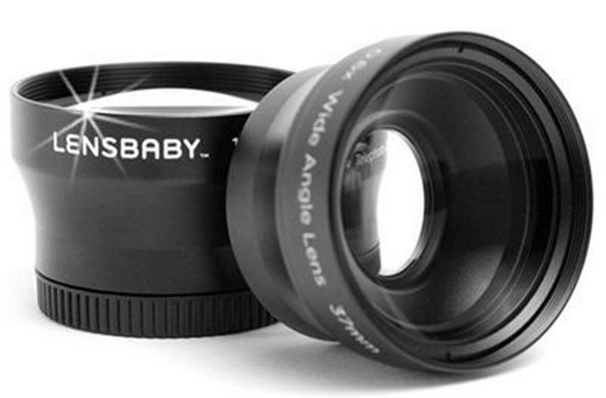Lensbaby Wide Telephoto Kit