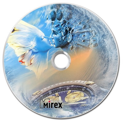 Mirex DVD+R 4.7Gb 16x *New Horizons*